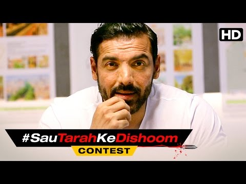 Sau Tarah Ke Dishoom Contest | John Lifts Varun