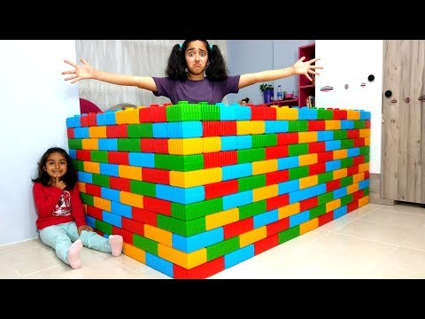 My Sister  Wall Joke Fun Kid Videos