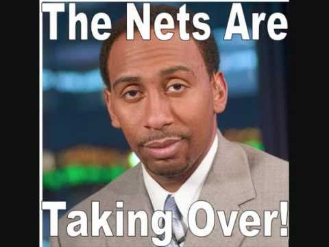 Stephen A Smith explains how the Brooklyn Nets will not be playing second
