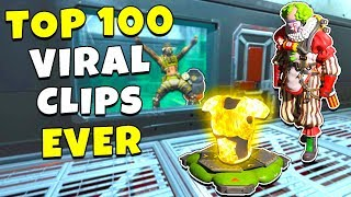 TOP 100 VIRAL KINGS CANYON CLIPS OF ALL TIME!