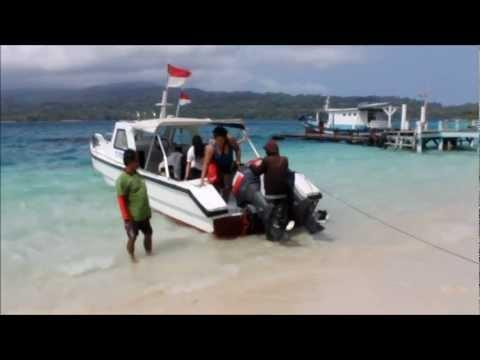 Pulau Peucang Trip