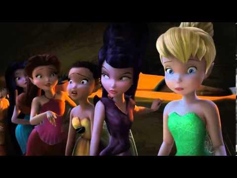 Tinker Bell   Fadas e Piratas Trailer Dublado