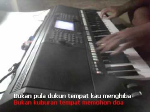 Keramat Rhoma Irama Karaoke Yamaha Psr S750 video