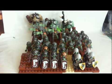 Lego Castle Trolls Army as of July 28 2011