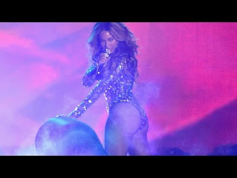 Beyonce Sexy Video Vanguard Medley Performance Mtv Vmas 2014 video