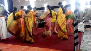 Hore Krishna moha nam/Radha krishn mondir Sahinbag Dhaka