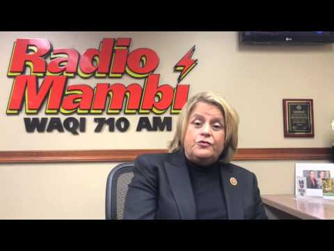 Congresswoman Ileana Ros-Lehtinen: 'We feel betrayed' by Obama