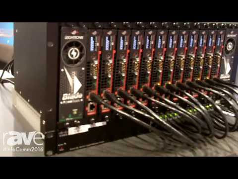 InfoComm 2016: LEIGHTRONIX Highlights Ultra NEXUS-HD Video Server and Television Automation System