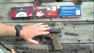 Glock 19 Gen 4 (Range Report 2) by TheGearTester