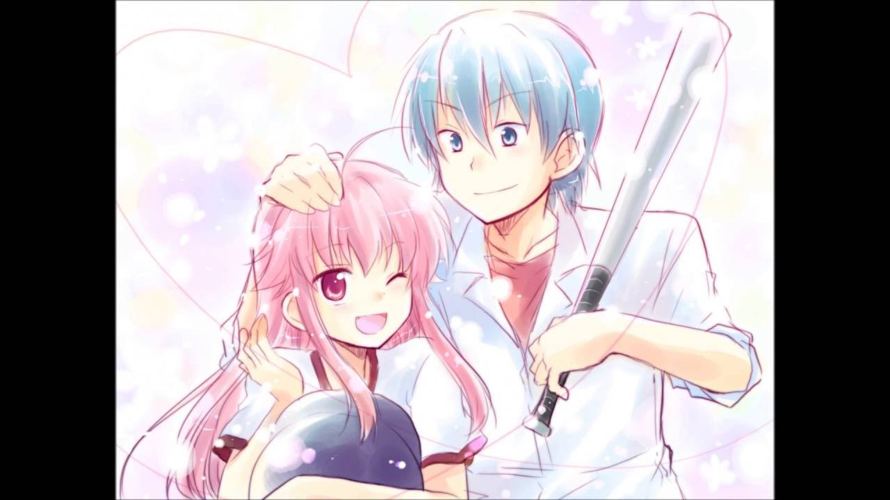 Yui And Hinata Angel Beats AMV - Yui  amp Hinata Angel Beats