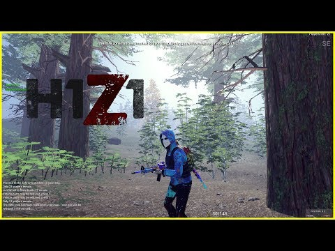 TURAN OPERASYONU - H1Z1 King of the Kill (Türkçe)