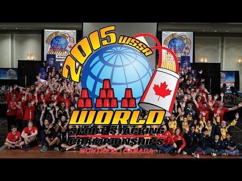 World Sport Stacking Championships 2015!