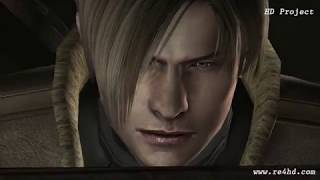 resident evil 4 HD project - Leon, Ada and Ganados Remastered
