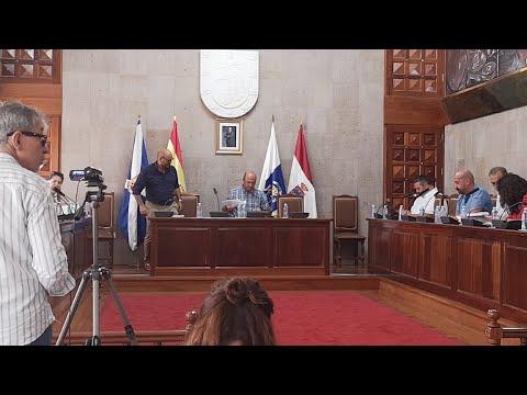 ⭕🎥 #Pleno | Ayuntamiento De Granadilla De Abona 25/09/18