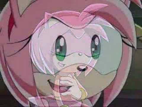 "amy rose in ""Kiss the Girl"""