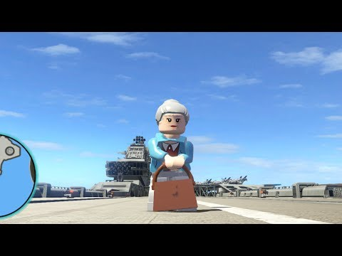 LEGO Marvel Super Heroes - Aunt May Gameplay