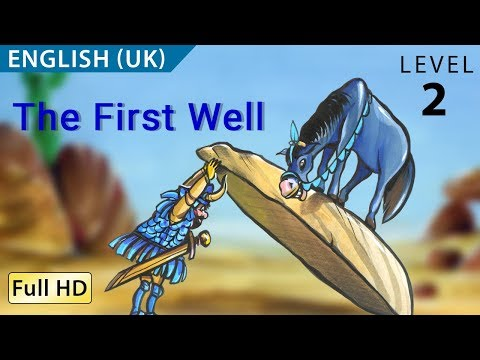 The First Well: Learn English With Subtitles - Story For Children bookbox video