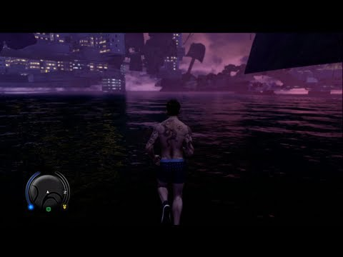 How To Walk On Water In Sleeping Dogs video