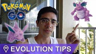 SHOULD I POWER UP OR EVOLVE MY POKÉMON FIRST? (Pokémon GO)