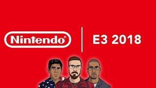 Nintendo Press Conference - Technical Alpha E3 2018