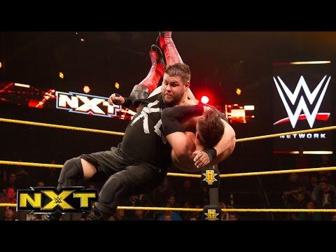 Kevin Owens Vs. Finn Bálor – Nxt Championship Match: Wwe Nxt, March 25, 2015 video