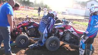 Campionato Italiano Quad FMI 2015: Liscate, il video
