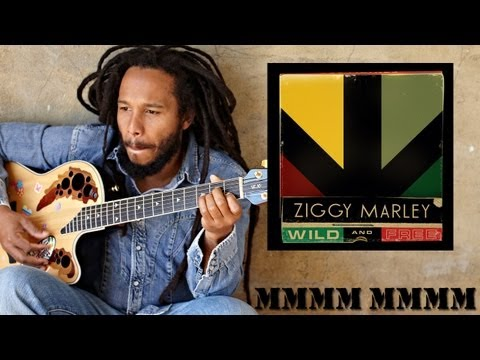 "Ziggy Marley - ""Mmmm Mmmm"" 