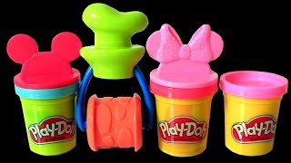 PLAY DOH Mickey and Friends Tools Set by Funtoys Disney Mickey Mouse Clubhouse Herramientas Outils