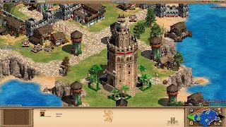 Age of Empires II HD Campaigns | Battles of Conquerors 4 Lepanto (Hard Mode)
