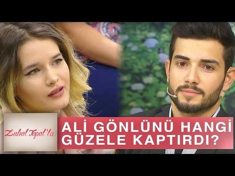 Zuhal Topal'la 179. Bölüm (HD) | Ali Gönlünü Ünlü Damat Cüneyt Bey'in Kızı Melisa'ya mı Kaptırdı?