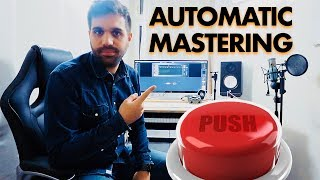 Master your Songs with the Push of ONE Button