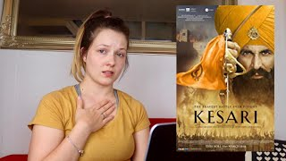 KESARI | Akshay Kumar | Official Trailer REACTION