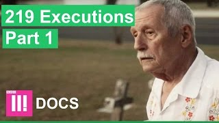 The Man Who Witnessed 219 Executions   Part 1