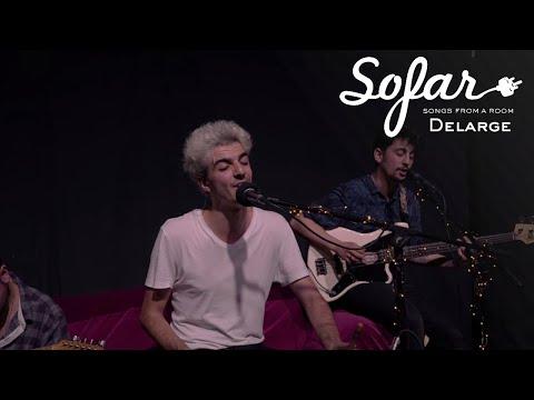 Delarge - Lo que no me mata  Sofar Seville