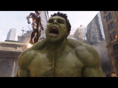 Мстители (The Avengers) 2012 / Мощь Халка