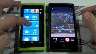 ГаджеТы: обновленная навигация в Nokia Lumia 820