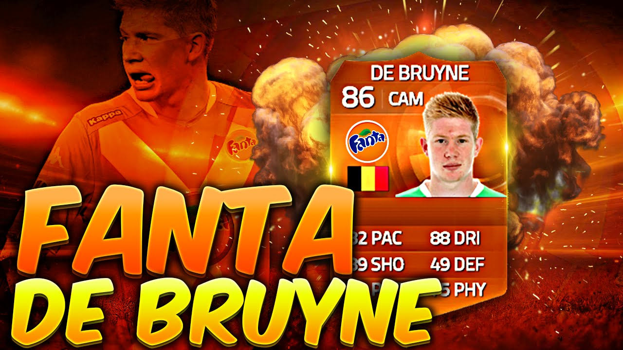 FIFA 15 MOTM De Bruyne Review (86) w/ In Game Stats
