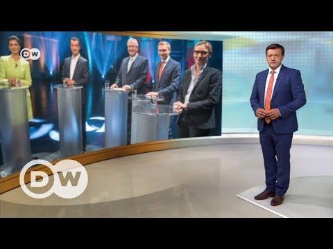 Почему лидеры немецких партий поспорили о России - DW Новости (05.09.2017)