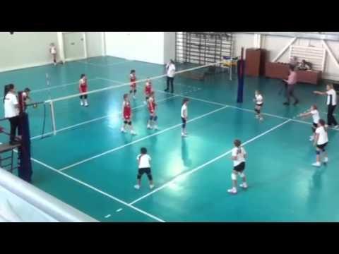 Детский волейбол — настоящие эмоции!!!