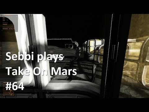 Take On Mars - #64 - Curved Window Mass Production