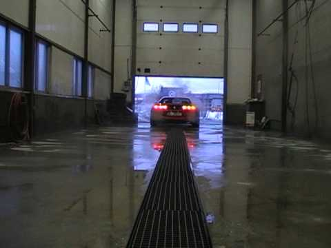My Ferrari 348 Tubi, De-cat - Screaming.... video