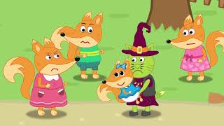 Fox Family and Friends cartoons for kids new season The Fox cartoon full episode #597