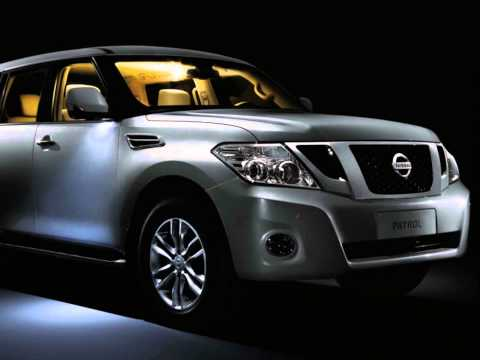 Nissan Patrol 2014.. Coming soon