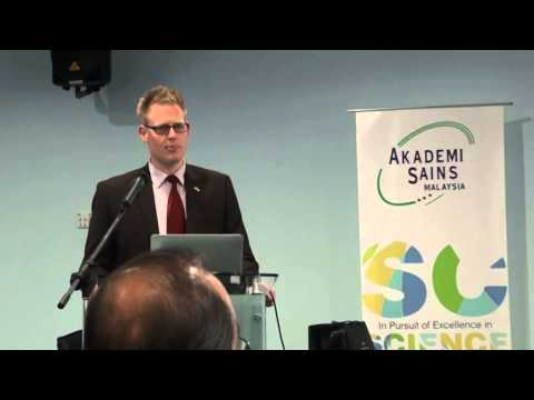 Public Lecture on Clean Energy by Dr Patrick Meyer at Academy of Sciences Malaysia - Part1