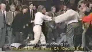 BENNY HINN: Let The Bodies Hit The Floor