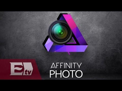 Affinity, nuevo software libre para edición de imágenes / Paul Lara