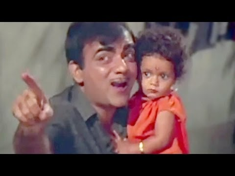 Chanda O Chanda, Kishore Kumar, Mehmood, Lakhon Mein Ek Song video