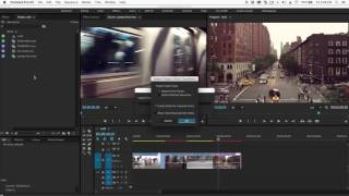 Premiere Pro Transitions Template Tutorial