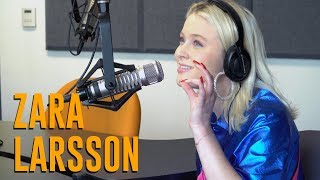 Zara Larsson Talks Working With Ariana Grande, Upcoming Album, Billie Eilish & More