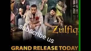 zulfiqar official trailer fan made